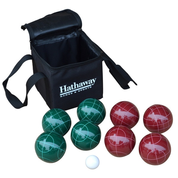 """BOCCE BALL Street Sign set balls italy team game Indoor//Outdoor 18/"""" Wide"""