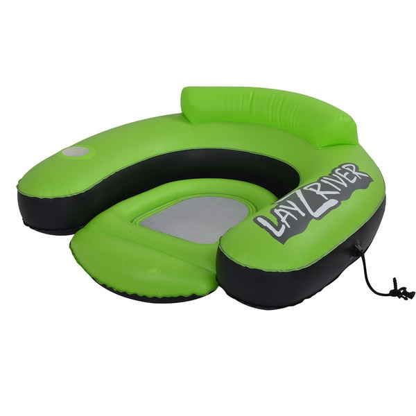 Lay-Z-River Inflatable Lounge River Float