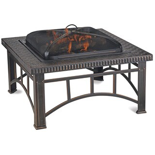 UniFlame Endless Summer Outdoor Fireplace