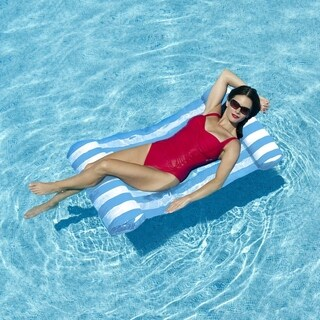 Blue Island Water Hammock Pool Float