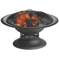 UniFlame Endless Summer Wood Fireplace
