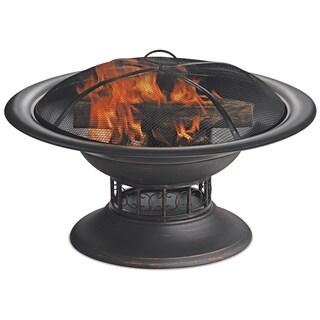 UniFlame Endless Summer Wood Fireplace