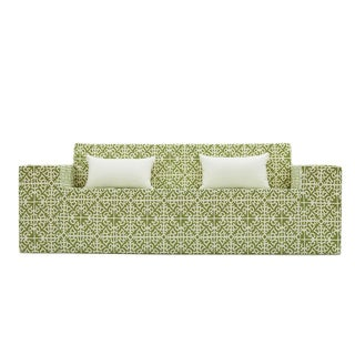 Softblock Mailbu Green Indoor/Outdoor Sofa