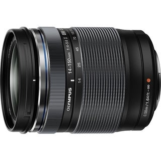 Olympus M.Zuiko - 14 mm to 150 mm - f/4 - 5.6 - Zoom Lens for Micro F