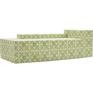 Softblock Malibu Green Indoor/Outdoor Chaise