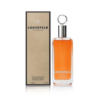 Lagerfeld Classic Men's 4.2-ounce Eau de Toilette Spray