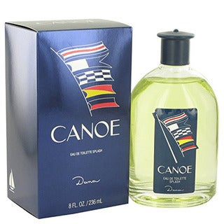 Dana Canoe Men's 8-ounce Eau de Toilette Splash