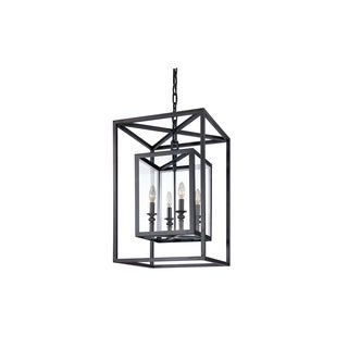 Troy Lighting Morgan 4-light Pendant