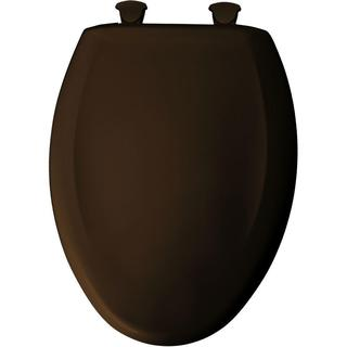 Bemis Slow Close STA-TITE Elongated Closed Front Toilet Seat