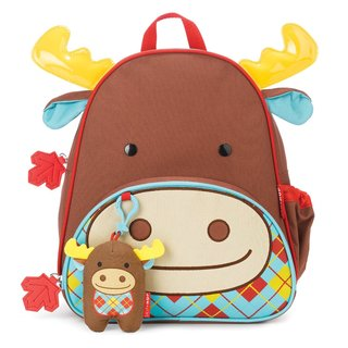 Skip Hop Zoo Backpack Set - Moose