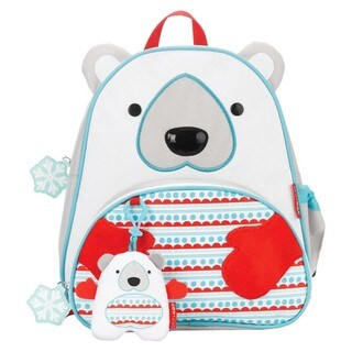 Skip Hop Zoo Backpack Set - Polar Bear