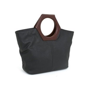 Rebecca and Rifka Round-Handle Satchel Bag (2 options available)