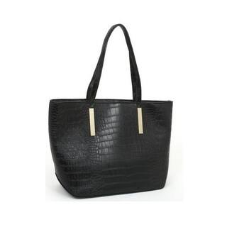 Rebecca And Rifka Croc Embossed Faux Leather Per 2 Options Available