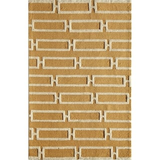 Amore 5123 Gold Rug (5' x 8')