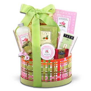 Alder Creek Tea and Treats Mother's Day Gift Basket
