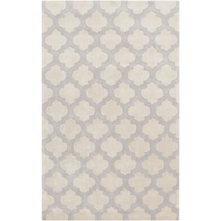 Hand-Tufted Elaine Moroccan Trellis Polyester Rug (2' x 3')
