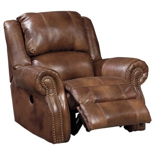 Signature Designs by Ashley Walworth Auburn Power Rocker Recliner