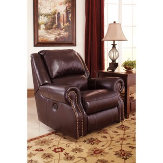 Signature Designs by Ashley Walworth Blackcherry Rocker Recliner