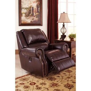 Signature Designs by Ashley Walworth Blackcherry Power Rocker Recliner