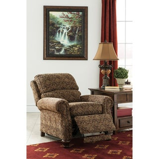 Signature Designs by Ashley Walworth Garnet Low Leg Recliner