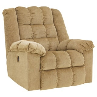 Ludden Contemporary Power Rocker Recliner Sand