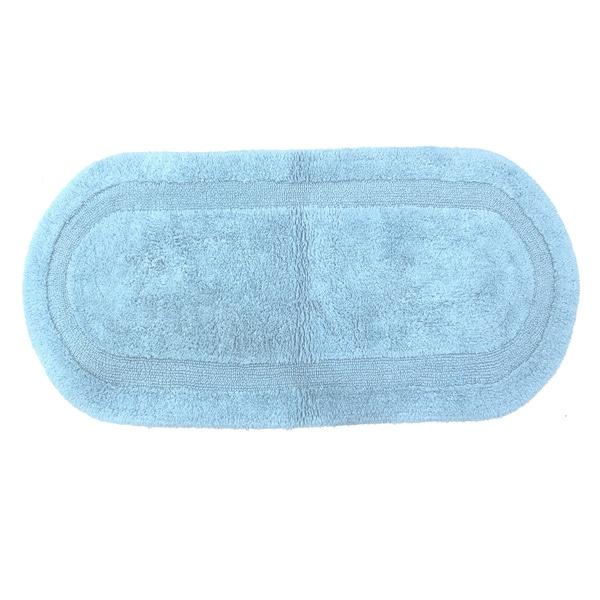 Solid Double Reversible 24x60 Bath Rug