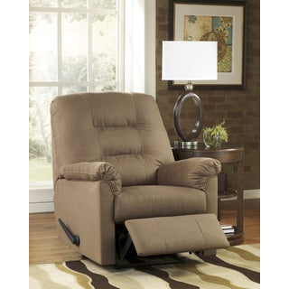Signature Designs by Ashley Harold Point Mocha Zero Wall Recliner