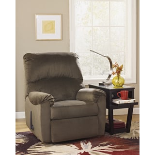 Signature Designs by Ashley McFarin Umber Swivel Glider Recliner