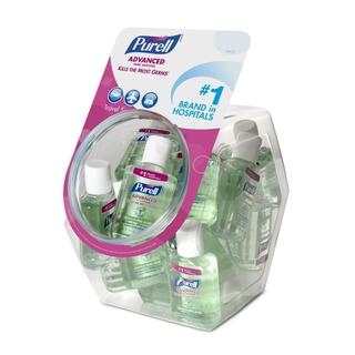 Purell Advanced Aloe Hand Sanitizer Fish Bowl Display