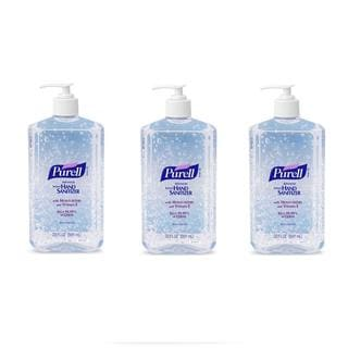 Purell Advanced Instant 20-ounce Hand Sanitizer (Pack of 3)