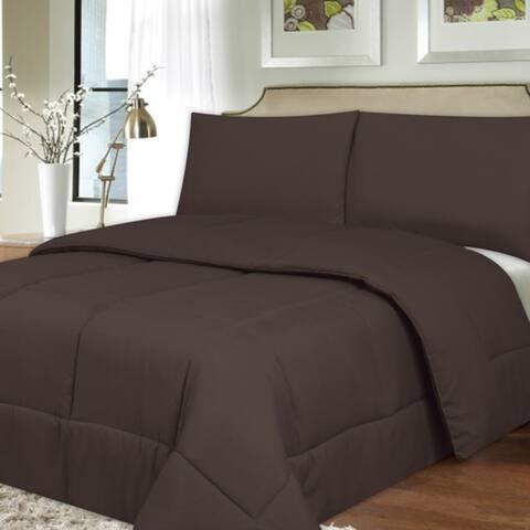All Season Hypoallergenic Lightweight Down Alternative Comforter