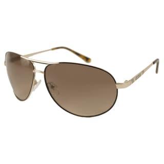 Guess Men's GU6744 Aviator Sunglasses