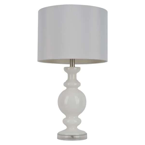 Maison Rouge Godin 27-inch Glass Table Lamp