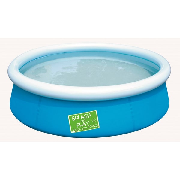 Bestway my first fast set pool free shipping on orders for Obi fast set pool