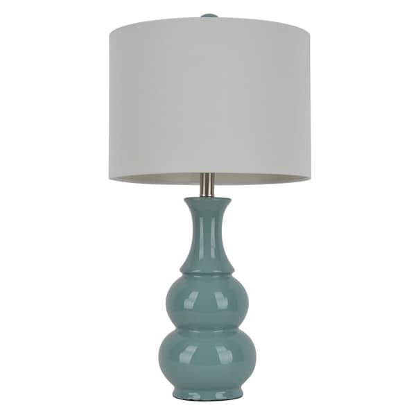 265 inch light green table lamp free shipping on orders for 6 inch table lamp