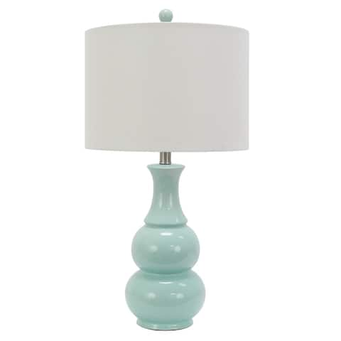 Blue Modern Contemporary Table Lamps