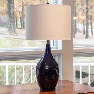 27-inch Spa Blue Ceramic Table Lamp|https://ak1.ostkcdn.com/images/products/10053622/P17197474.jpg?impolicy=medium
