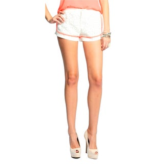 Sara Boo Women's Lace Shorts (2 options available)