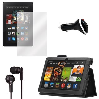 Kindle Fire HDX 3Gen Accessory Bundle