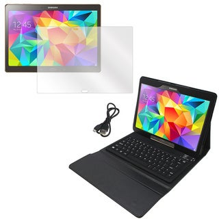 Galaxy Tab S 10.5 (T800) Screen Protector and BT Folio