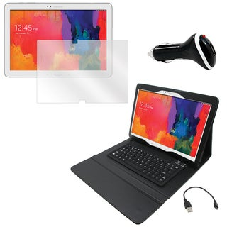 Galaxy Tab Pro 12.2 (T900) Screen Protector/ BT Folio and Charger