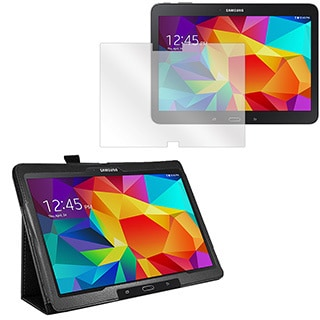 Galaxy Tab 4 T530 Screen Protector and Folio