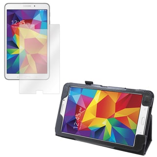 Galaxy Tab 4 T330 Screen Protector and Folio
