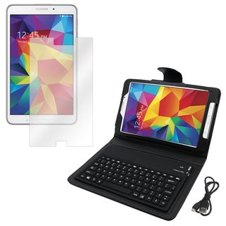 Galaxy Tab 4 T330 Screen Protector and BT Folio