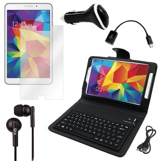 Galaxy Tab 4 T330 BT Accessory Bundle