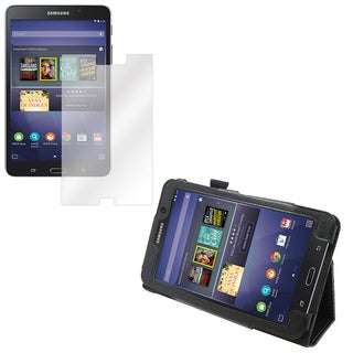 Galaxy Tab 4 T230 Screen Protector and Folio