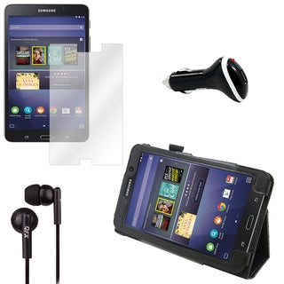 Galaxy Tab 4 T230 Accessory Bundle