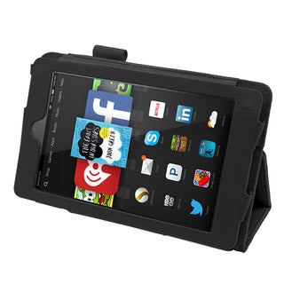 Kindle Fire HD 6 PU Leather Case