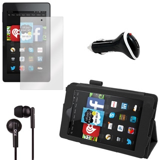 Kindle Fire HD 6 Accessory Bundle