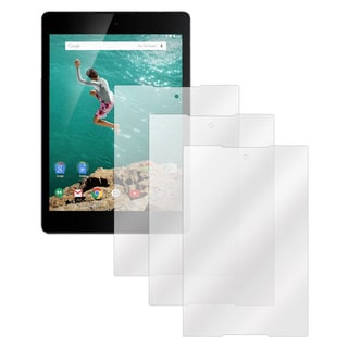 Screen Protectors for Google Nexus 9 (Set of 3)